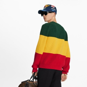 Louis Vuitton перепутали флаг Ямайки на свитере «Jamaica Jumper»